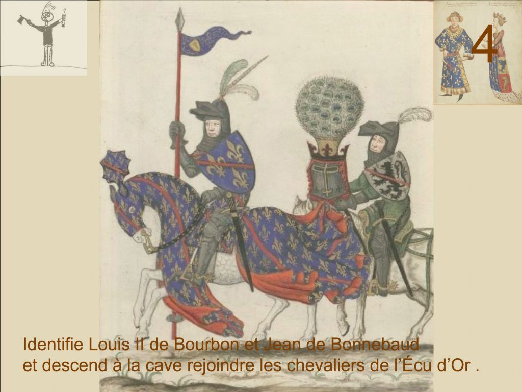 chateau condemine flamenca fondation