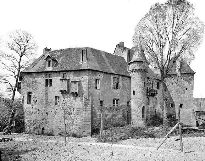 chateau la condemine 1935