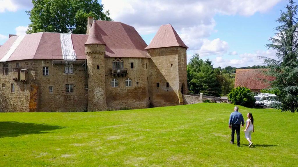 chateau de la condemine FR3